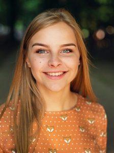 content writer Sara larsson